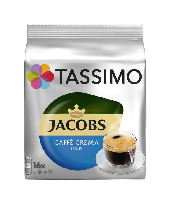 Jacobs Caffè Crema Мягкий