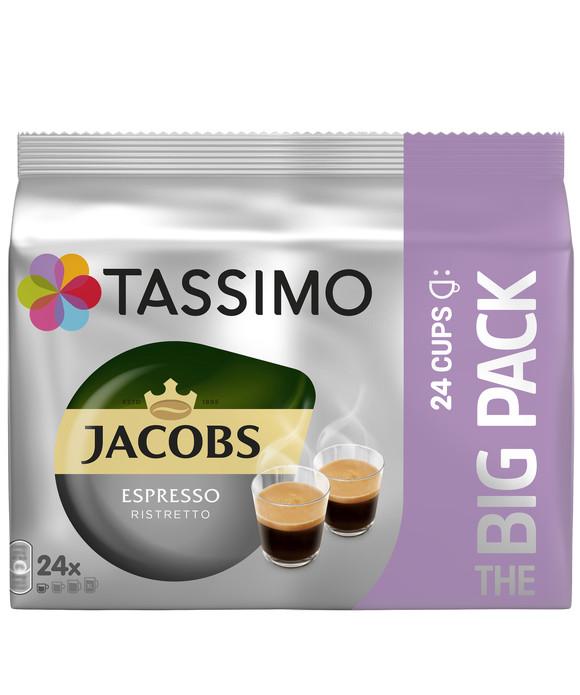 Jacobs Эспрессо Ристретто Tripack