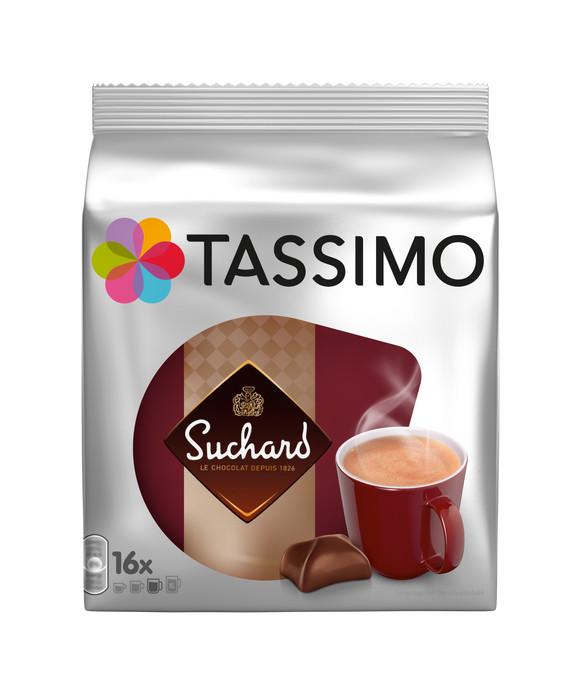 Suchard Горячий шоколад