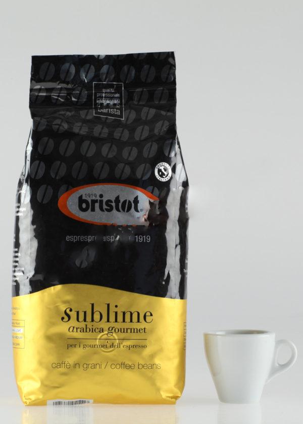 Кофе Bristot (Бристот) в зернах Sublime (thumb10075)