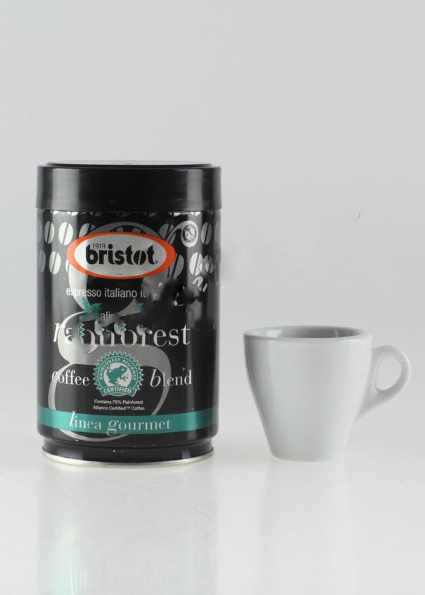 Кофе Bristot (Бристот) молотый Rainforest 250 гр (thumb10988)