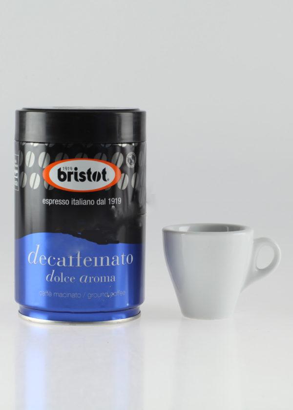 Кофе Bristot (Бристот) молотый Decaffeinato 250 гр (thumb10984)