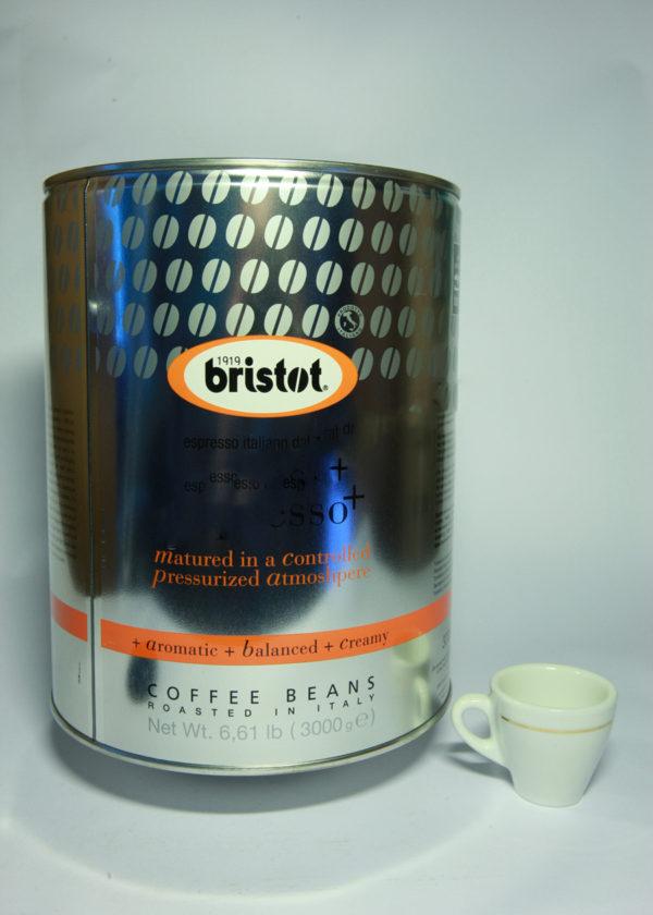 Кофе Bristot (Бристот) в зернах Espresso plus (thumb10115)