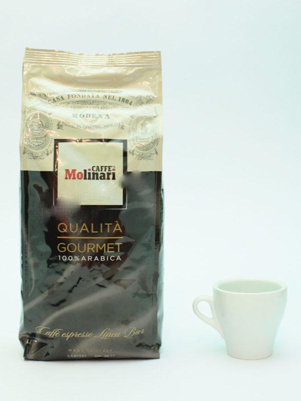 Кофе Molinari в зернах Gourmet (thumb8639)