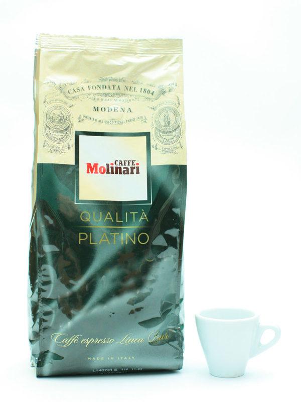 Кофе Molinari в зернах Platino (thumb8631)