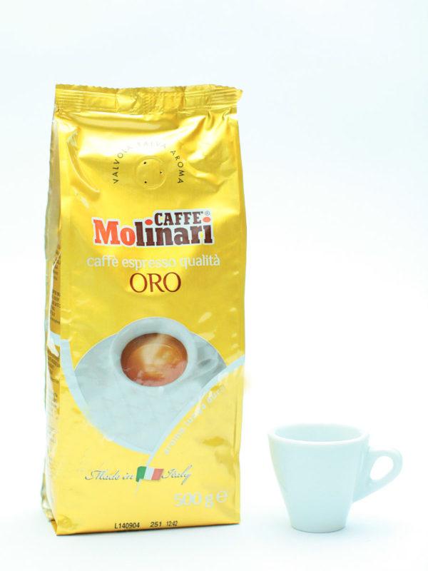 Кофе Molinari в зернах Oro (thumb8615)
