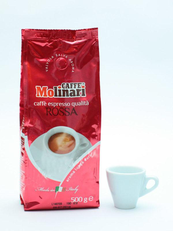 Кофе Molinari в зернах Classico (thumb8621)