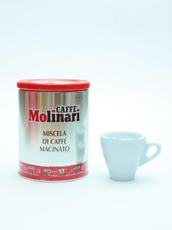 Кофе Molinari молотый 5 звезд (thumb8623)