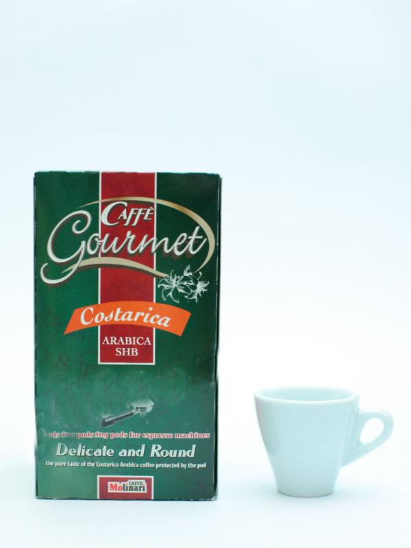 Кофе Molinari в чалдах Costarika (thumb8597)