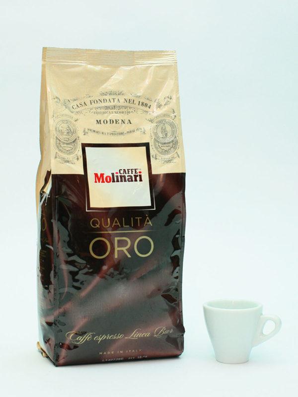 Кофе Molinari в зернах ORO (thumb8637)