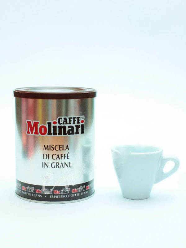 Кофе Molinari в зернах Cinque Stelle (thumb8617)