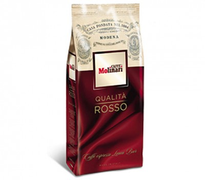 Кофе Molinari в зернах Rosso (thumb8607)