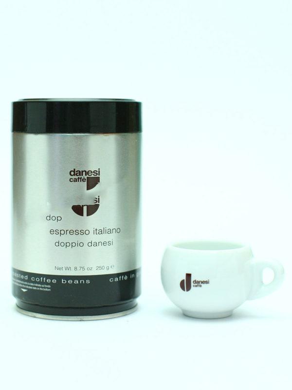 Кофе Danesi в зернах Doppio Danesi 250 гр (thumb9475)