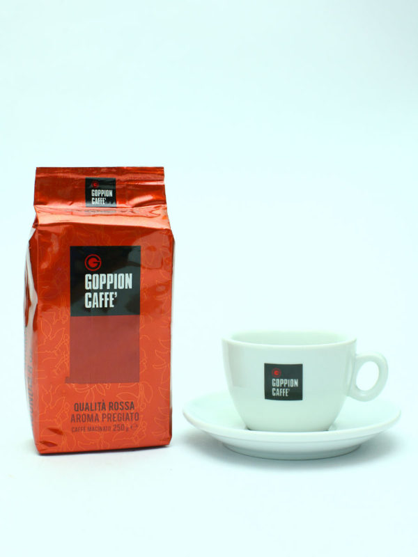Кофе Goppion Caffe молотый Qualita Rossa Aroma Pregiato 250 гр (thumb10740)
