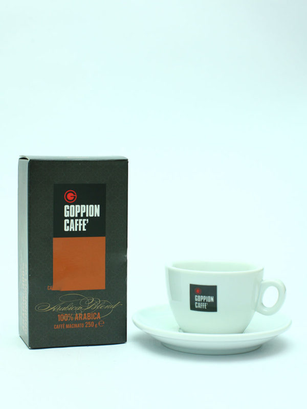 Кофе Goppion Caffe (Гоппион Кафе) молотый Arabica Blend (thumb10876)