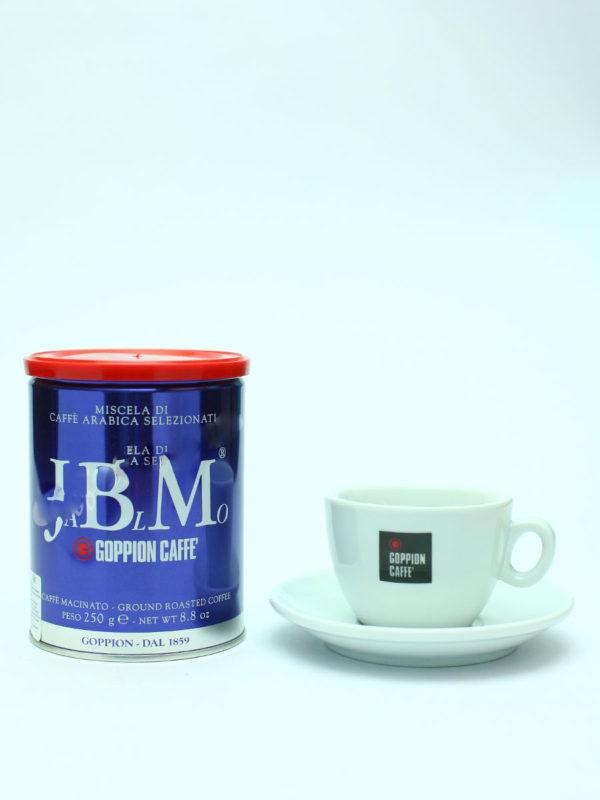 Кофе Goppion Caffe молотый JBM (JaBlMo) (thumb10564)