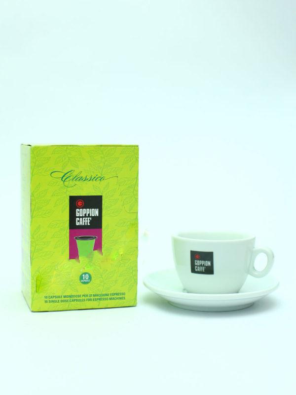 Кофе Goppion Caffe в капсулах Classico (thumb7629)