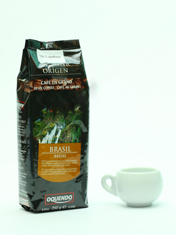 Кофе Oquendo (Окендо) в зернах Brasil 250 гр (thumb9145)