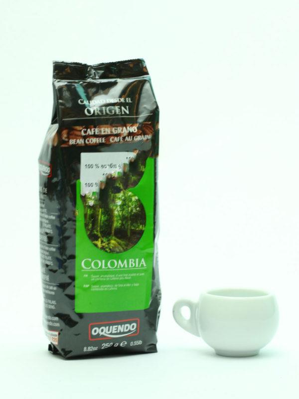 Кофе Oquendo (Окендо) в зернах Columbia 250 гр (thumb9129)