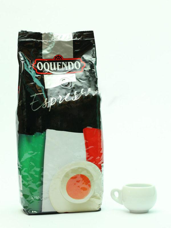 Кофе Oquendo (Окендо) в зернах Espresso Italiano (thumb9821)