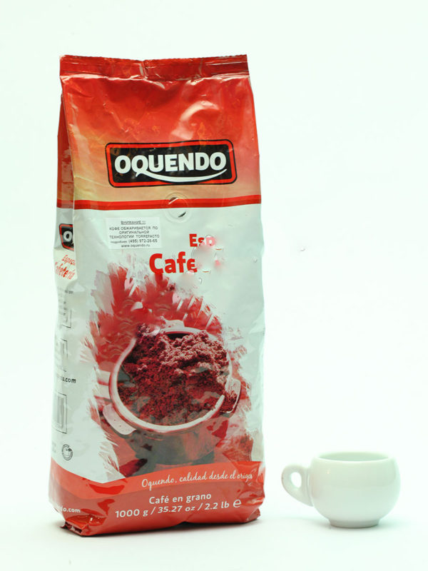 Кофе Oquendo (Окендо) в зернах Cafeteria Mezcla 1 кг (thumb9825)