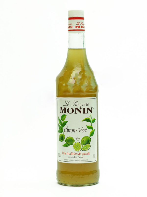 Концентрированный напиток Monin Лайм Джус (thumb6935)