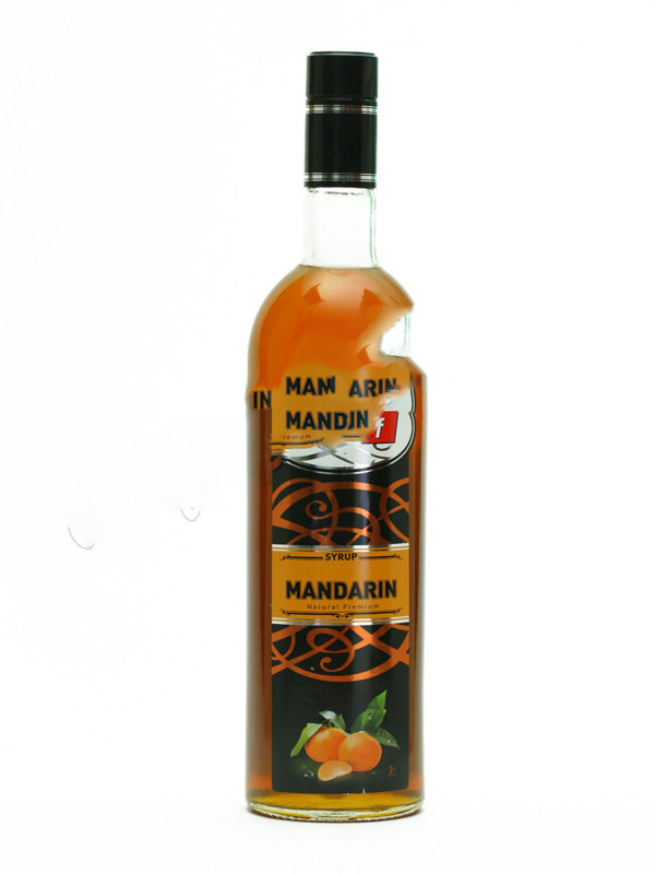 Сироп Баринофф (Barinoff) Мандарин 1 л (thumb11608)