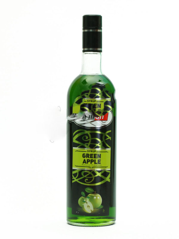 Сироп Баринофф (Barinoff) Зеленое яблоко 1 л (thumb11560)