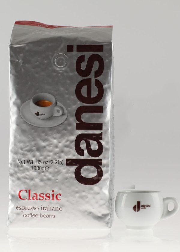Кофе Danesi (Данези) в зернах Classic (thumb9939)