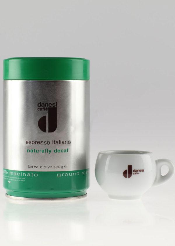 Кофе Danesi (Данези) молотый DECAF (thumb10980)
