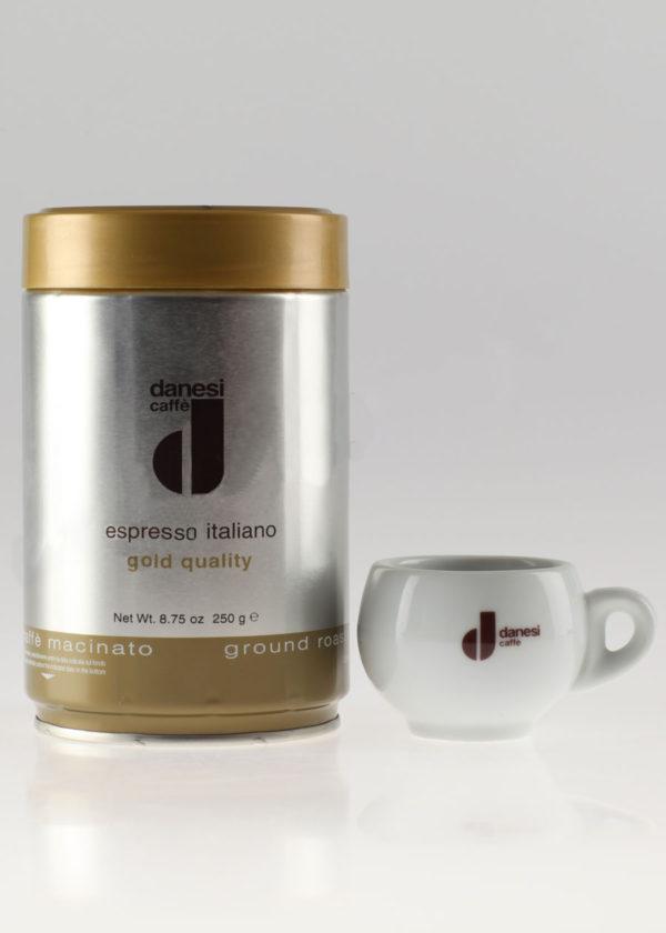 Кофе Danesi (Данези) молотый Gold (thumb10958)