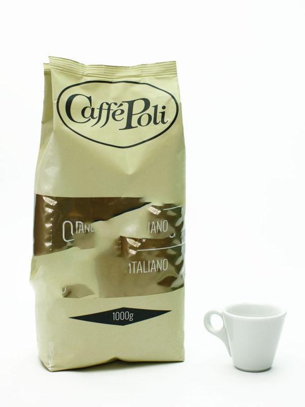 Кофе Poli (Поли) в зернах Oro Vending (thumb9389)