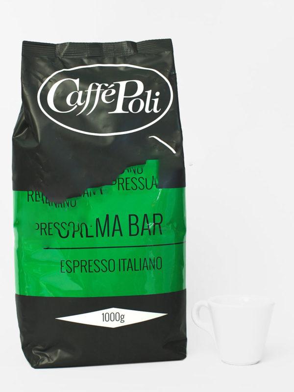 Кофе Poli (Поли) в зернах Crema Bar (thumb9449)