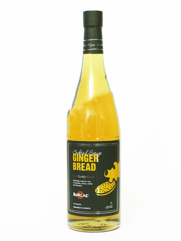 Сироп Barline Ginger Bread (Имбирный пряник) 1 литр (thumb11752)