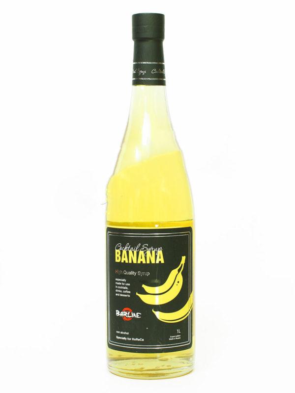 Сироп Barline Yellow Banana Banana (Желтый Банан) (thumb11786)