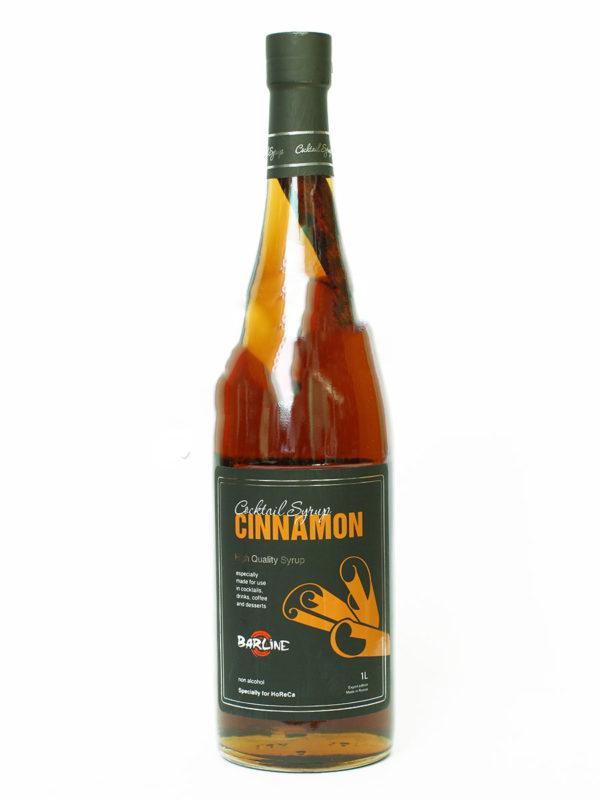 Сироп Barline Cinnamon (Корица) 1 литр (thumb11672)
