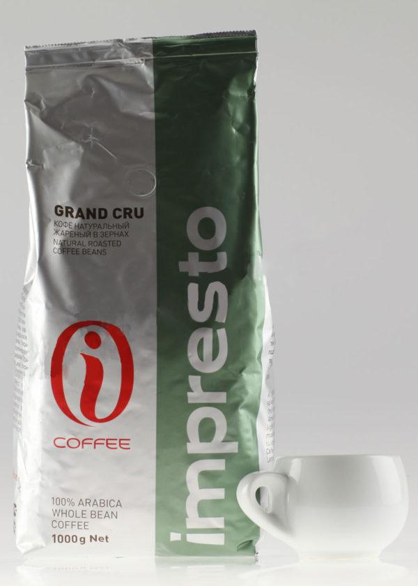 Кофе Impresto (Импресто) в зернах Grand Cru (thumb9947)