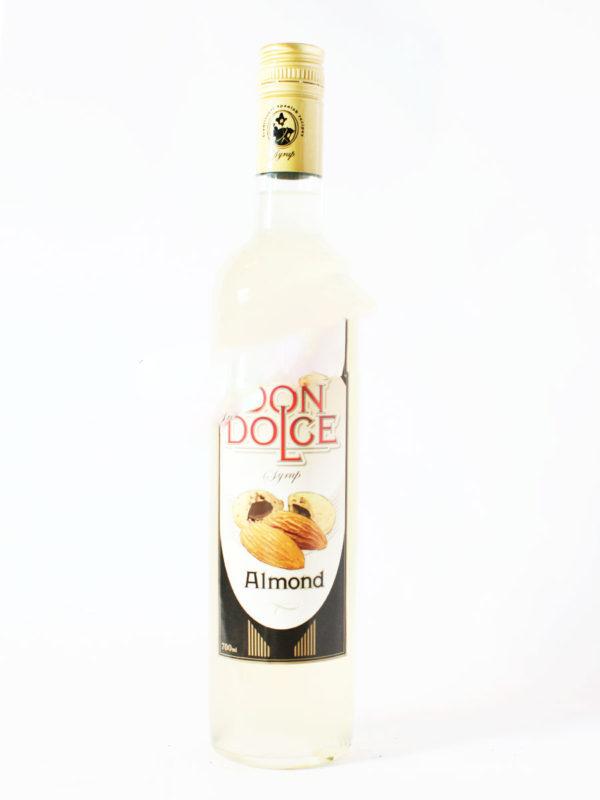 Сироп Don Dolce Миндаль 0.7 л. (thumb11334)