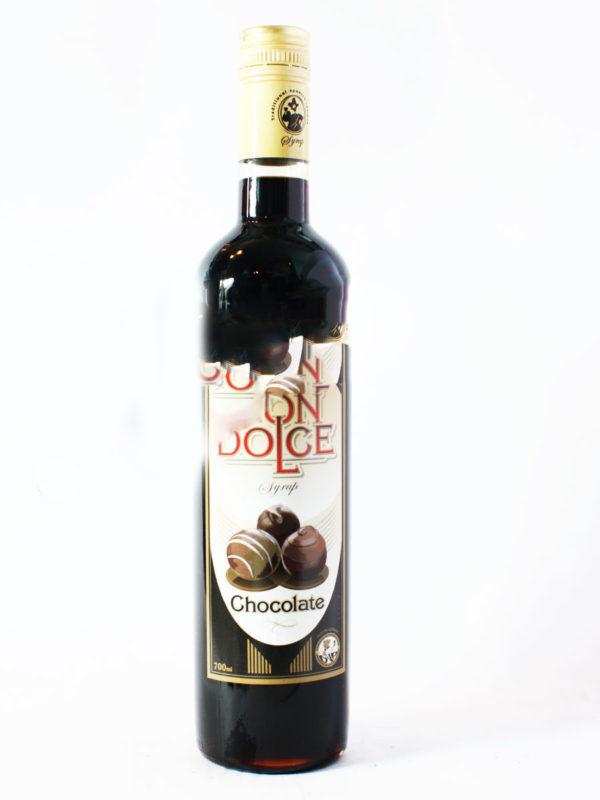 Сироп Don Dolce Шоколад 0.7 л. (thumb11374)