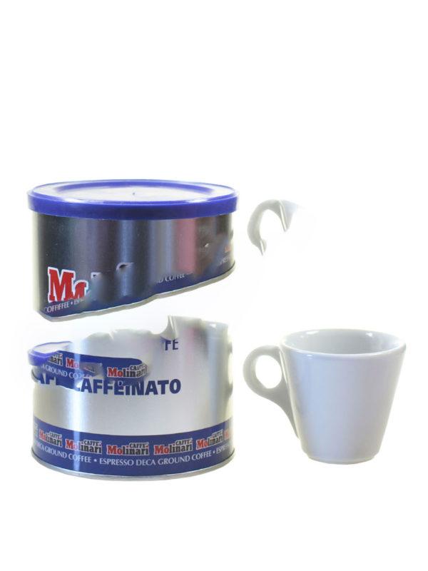 Кофе Molinari молотый Decaffeinato 250 гр (thumb8605)