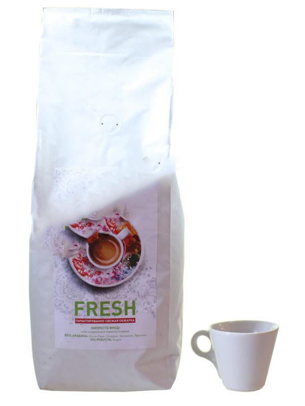 Кофе Impresto (Импресто) в зернах Fresh (thumb9827)