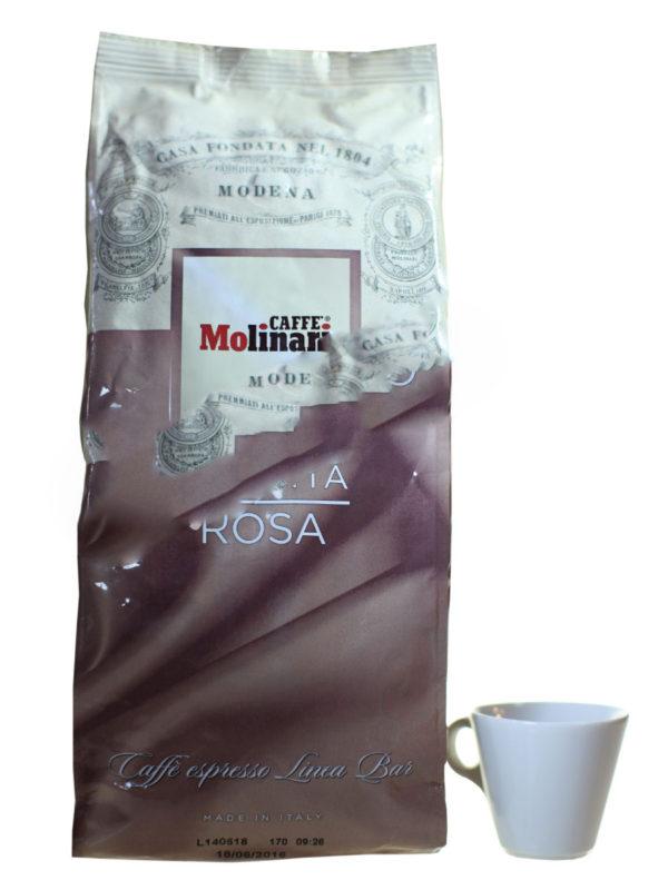 Кофе Molinari в зернах Rosa (thumb8619)
