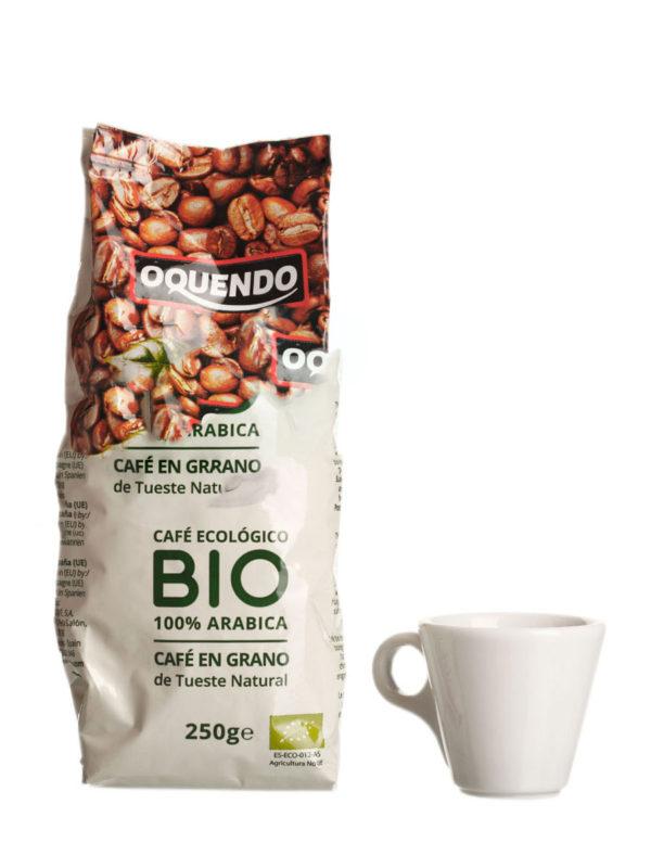 Кофе Oquendo в зернах Arabica Bio Ecologico 250 гр (thumb9235)