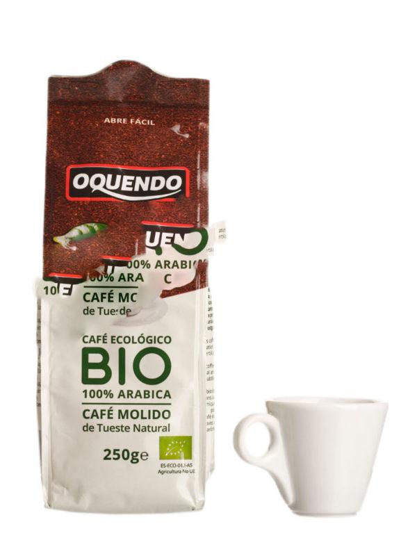 Кофе Oquendo молотый Arabica Bio Ecologico 250 гр (thumb10926)