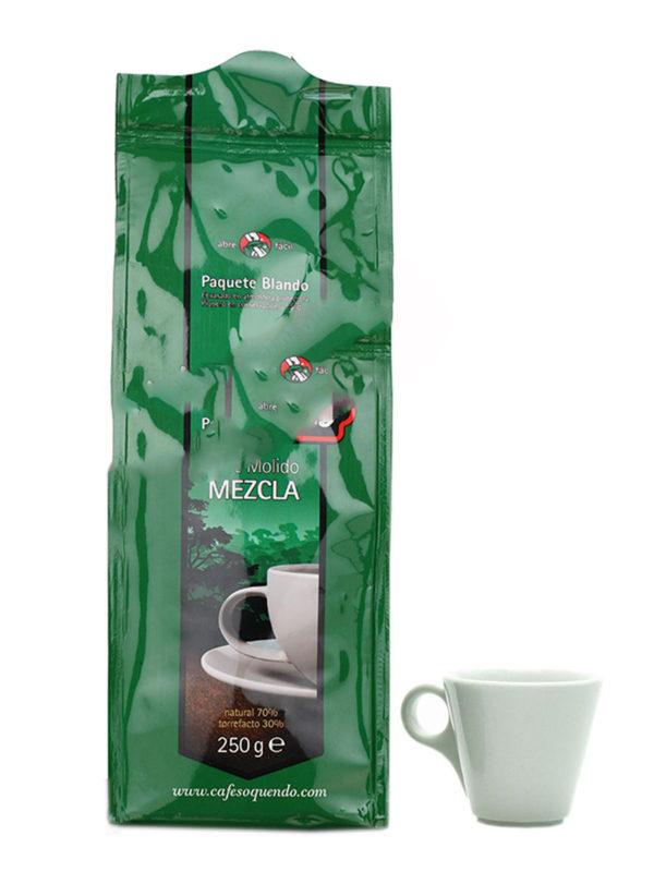 Oquendo Cafe Molido Mezcla молотый 250 гр (thumb10688)