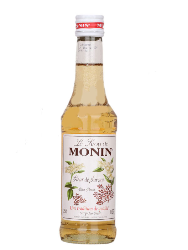 Сироп Monin Бузина 250 мл (thumb11436)
