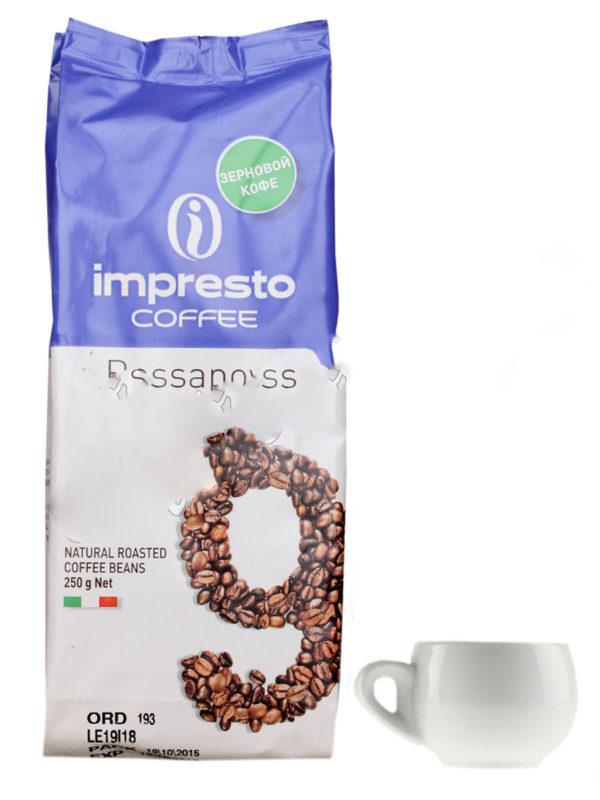 Кофе Impresto в зернах Bossanova 250 гр (thumb8923)