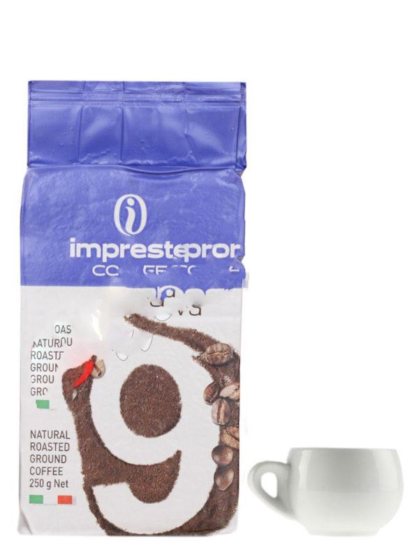 Кофе Impresto молотый Bossanova 250 гр (thumb10624)